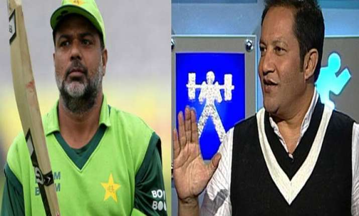ahmed mohammad new pakistan selectors