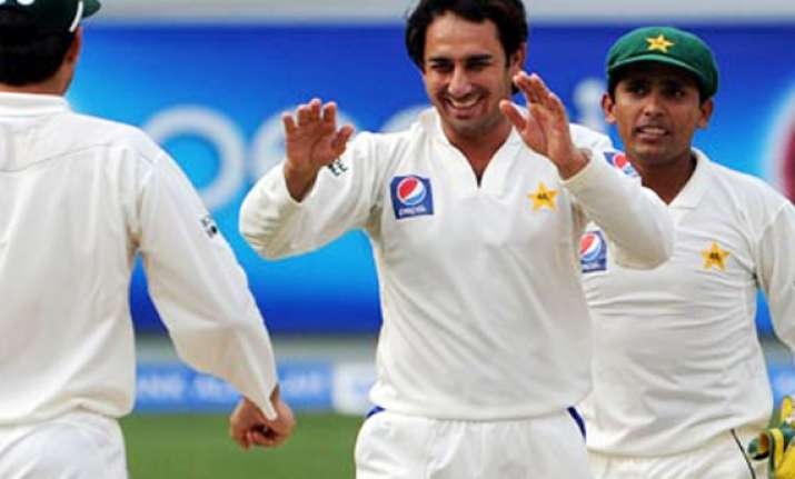 ajmal also a challenge for akmal behind the stumps