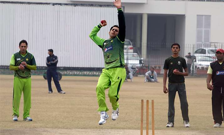 ajmal s action shouldn t worry england says trott
