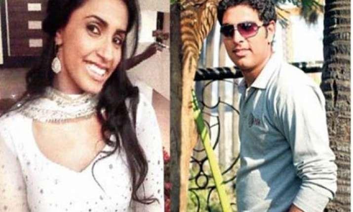 akshara is yuvraj s lucky charm report