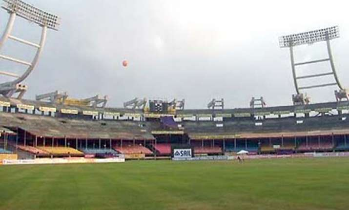 all set for india england odi at kochi