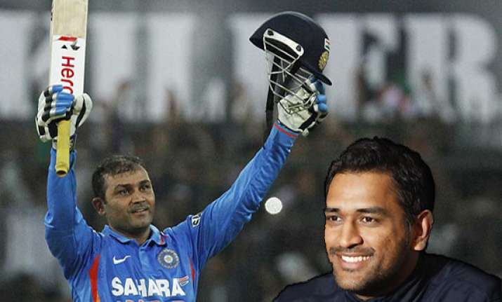 always believed virender sehwag would score 200 on his day