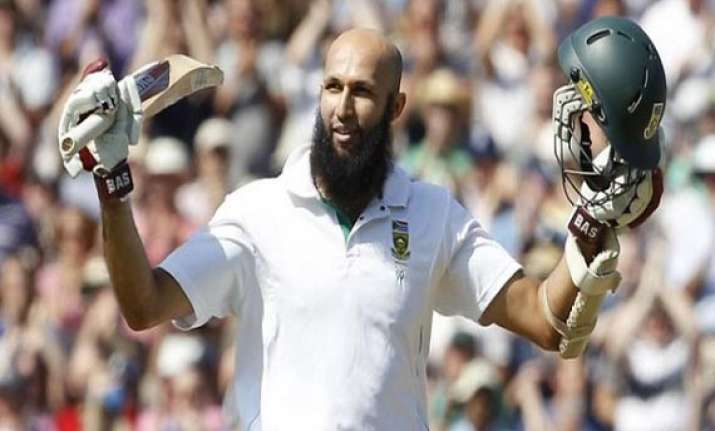 amla leaves for home to be with his expecting wife