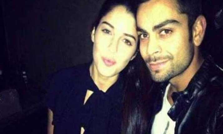 another woman claims to have dated cricket icon virat kohli