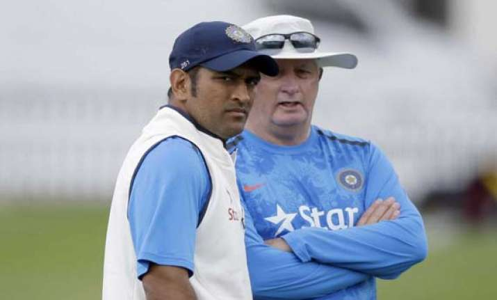 are dhoni and bcci official patel at war over duncan