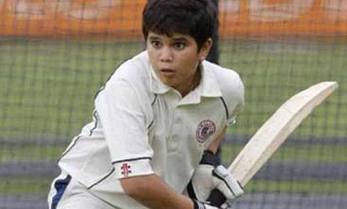 arjun tendulkar included in mca under 14 probables list