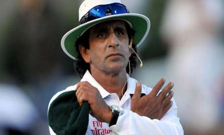 asad rauf retires from all forms of umpiring says a report