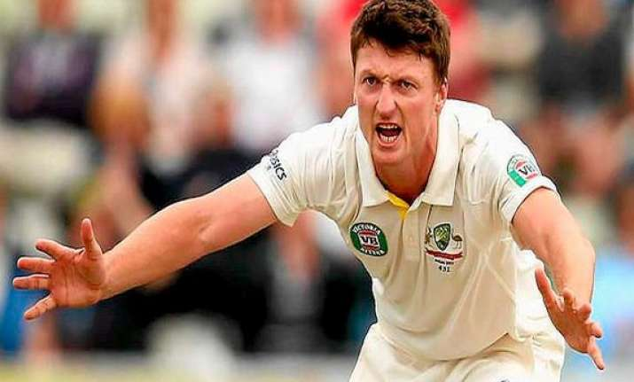 ashes jackson bird flies home with back injury