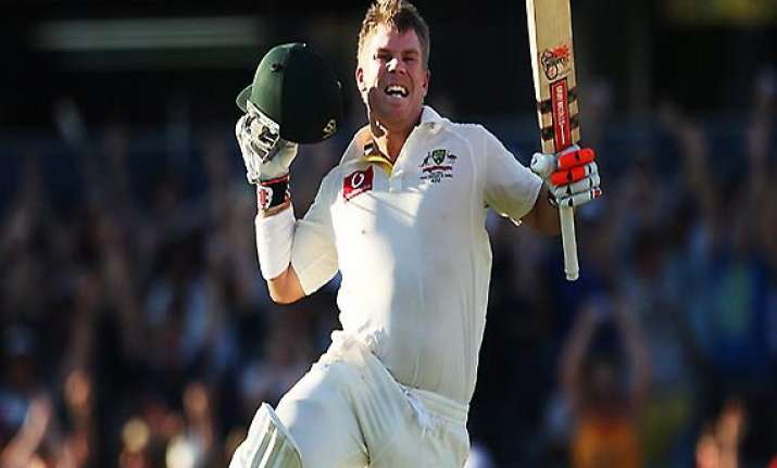 ashes lee wants warner in the team