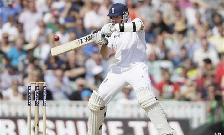 ashes thriller ends in a draw at the oval
