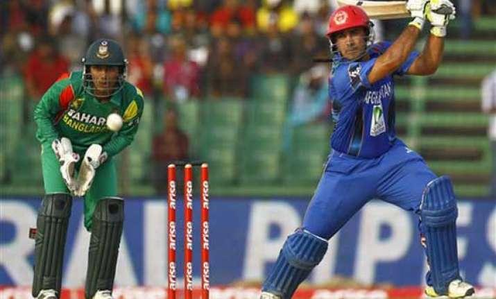asia cup bangladesh vs. afghanistan scoreboard