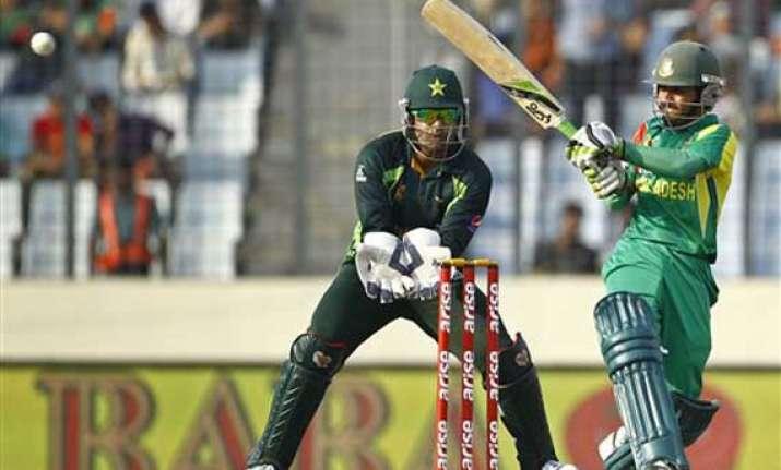asia cup bangladesh vs pakistan scoreboard