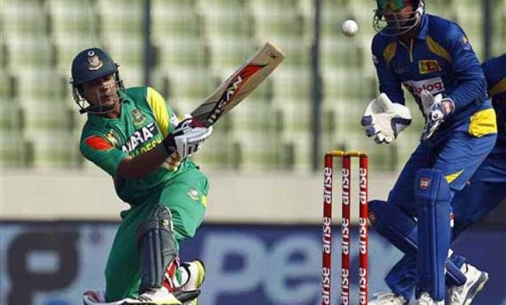 asia cup bangladesh vs. sri lanka scoreboard