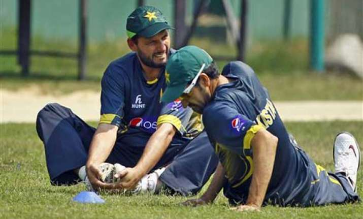 asia cup not worried about injury ahead of final says misbah