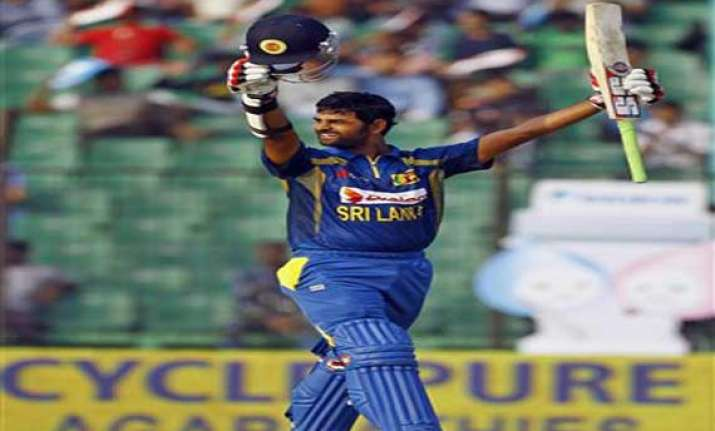asia cup thirimanne s ton lifts sri lanka to 296 6 vs