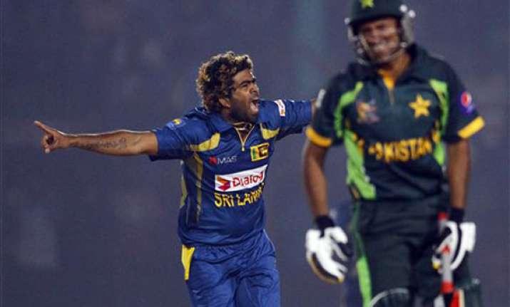asia cup thirimanne and malinga spur sri lanka to victory