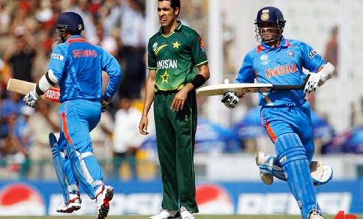 assault on umar gul in semifinal was pre planned sehwag