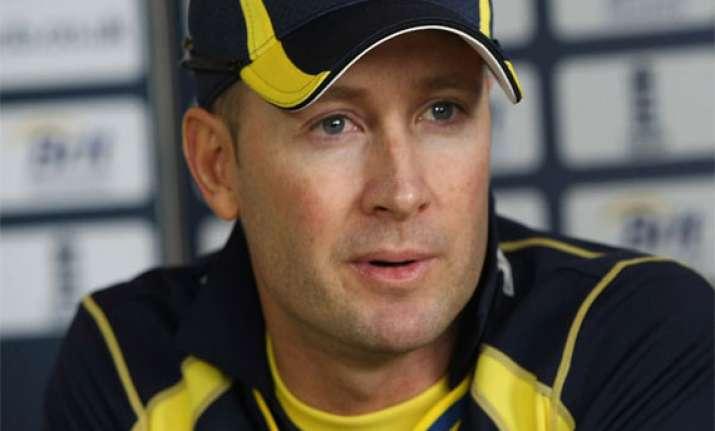 australia captain clarke returns after back injury