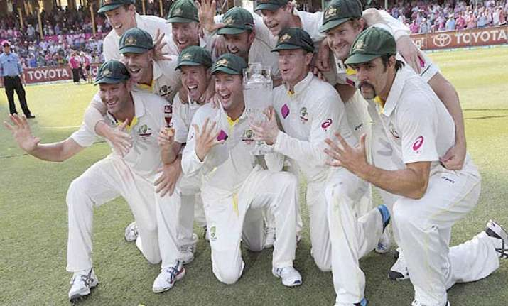 australia returns to no. 1 ranking in test cricket