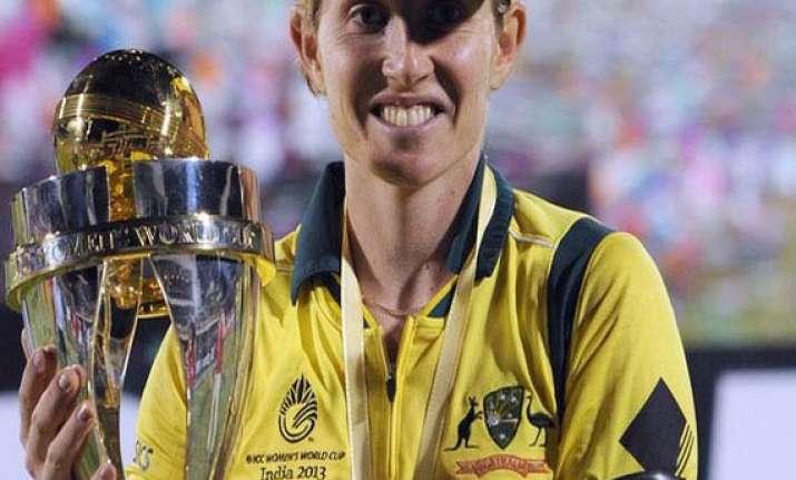 australia vice captain jodie fields out of women s world t20