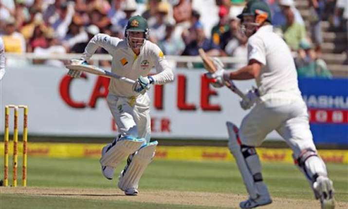 australia 331 3 at end of day 1 of 3rd test