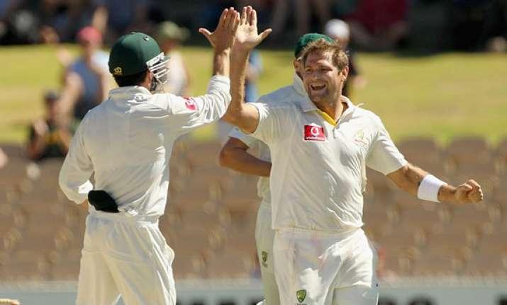 australia crush india by 298 runs to complete 4 0 whitewash