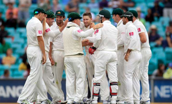 australia names unchanged squad for 4th india test