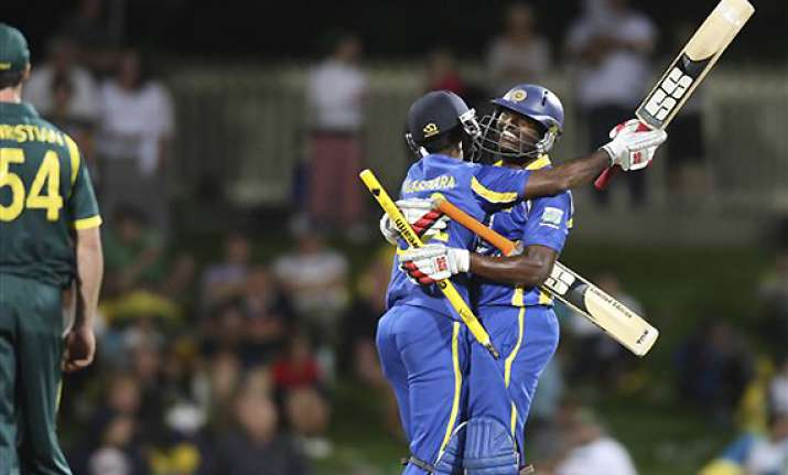 sl beat aus by 3 wickets make india s progress difficult