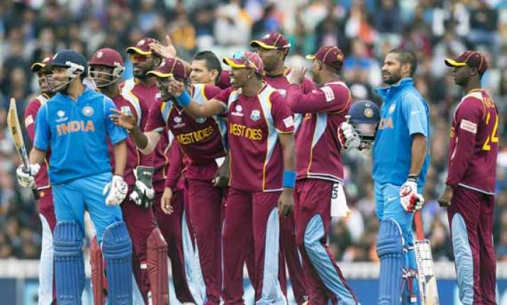 bcci announces tests odis and t20i venues for west indies