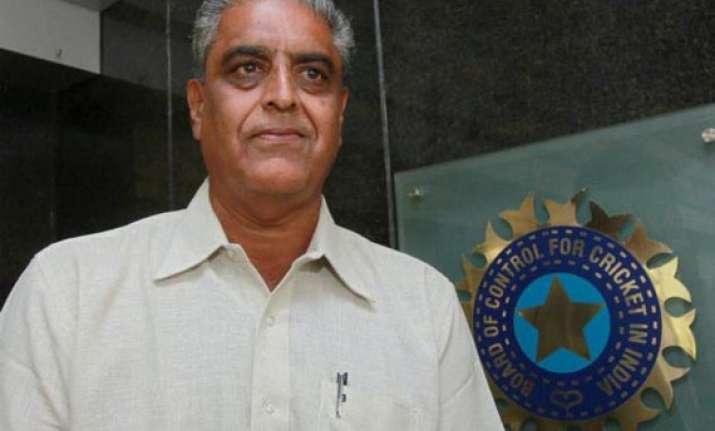 bcci secretary in three member ipl probe commission