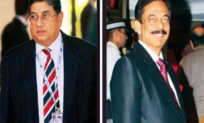 bcci and sahara reach compromise pune warriors to play in