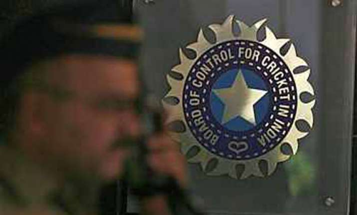 bcci clarifies on ticket row with pcb