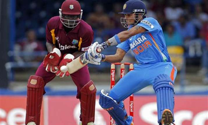 india begin the west indies tour with win in lone t20