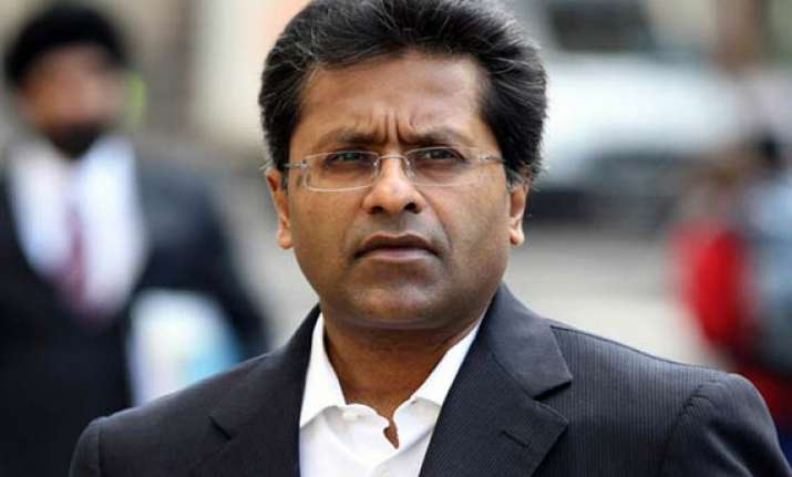 ban bcci chief srinivasan for life lalit modi tweeted