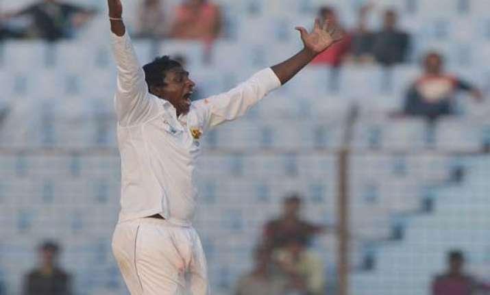 bangladesh sri lanka scoreboard stump day 3 2nd test