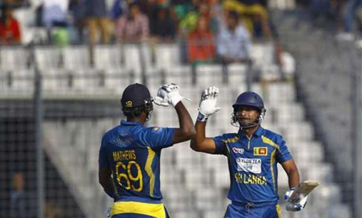 bangladesh sri lanka scoreboard sri lankan inning 2nd odi