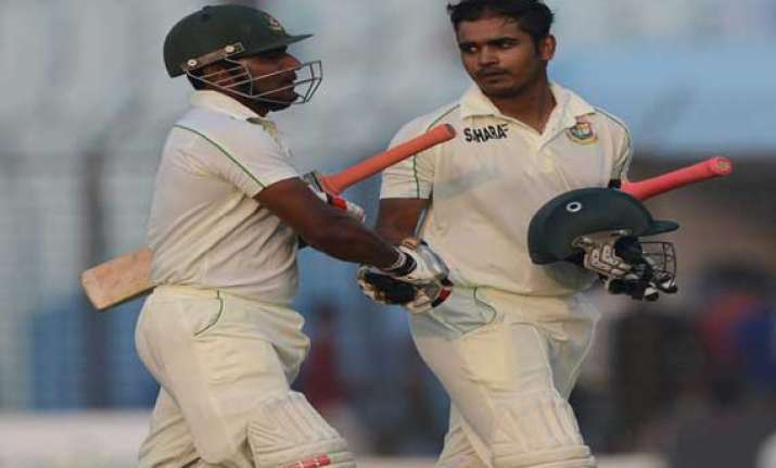 bangladesh srilanka bangladesh 289 4 tea day 3 2nd test