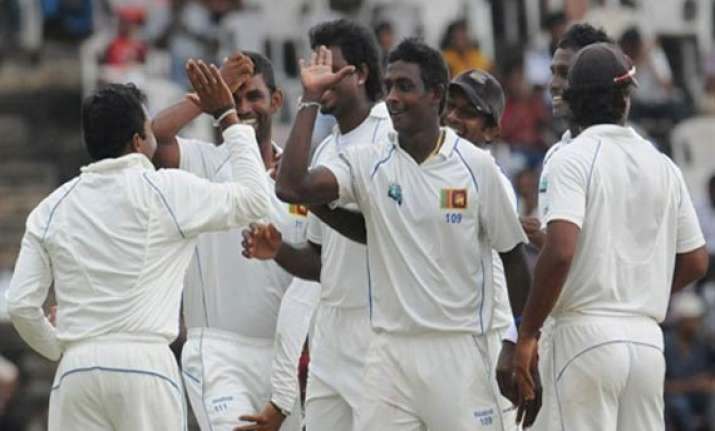 bangladesh all out for 426 in 1st innings against sri lanka