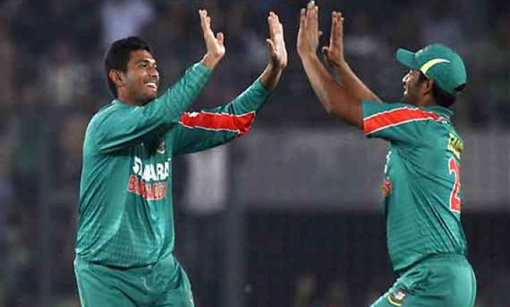 bangladesh beat new zealand in 1st odi