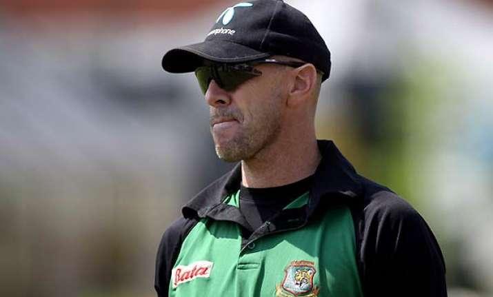 bangladesh sacks cricket coach siddons