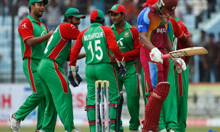 bangladesh wins final odi against west indies
