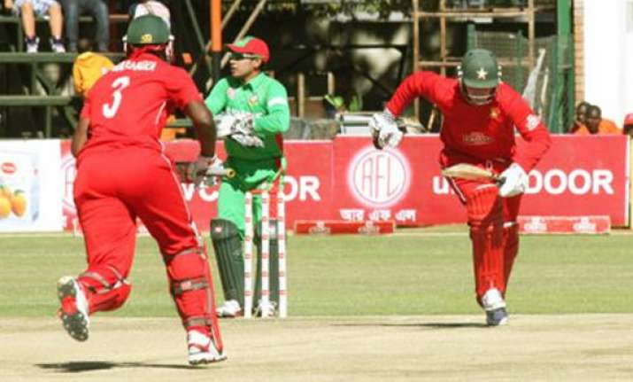 bangladesh ends zimbabwe s winning start