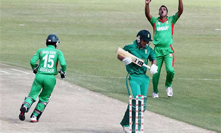 bangladesh inflicts 2nd loss for sa in t20 series