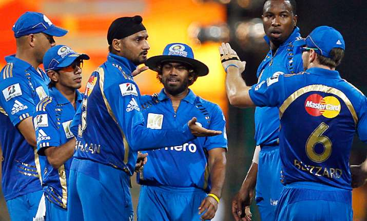 beating chennai was big morale booster harbhajan