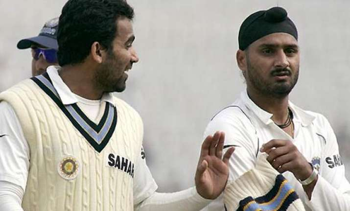 bhajji not to be considered zaheer may be rested for