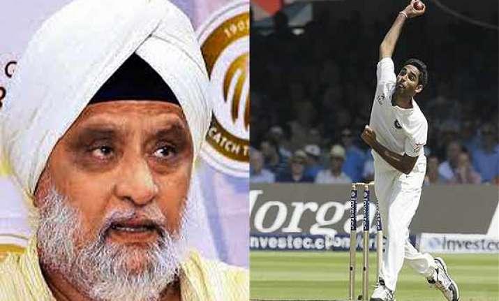bhuvneshwar my kind of cricketer says bishan singh bedi