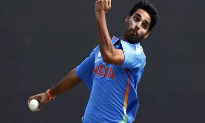 bhuvneshwar says he relies on swing to get wickets