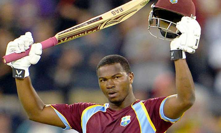 biggest gain for johnson charles in icc rankings