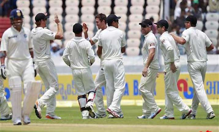 boult praises indian youngsters for good patient batting