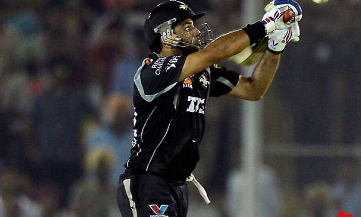 bowlers end pune warriors victory drought